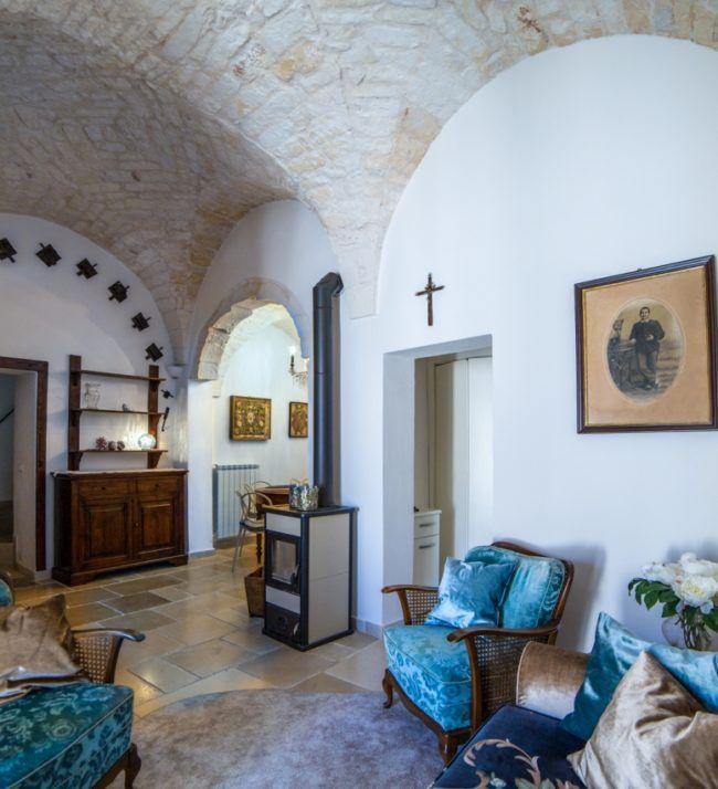 Dům v jižní Itálii